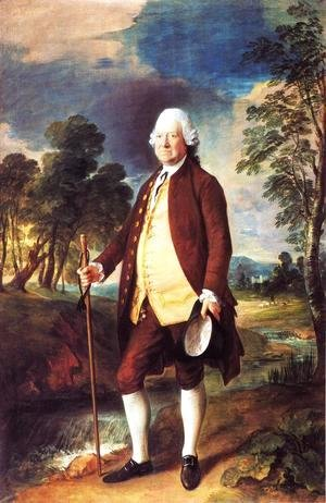 Thomas Gainsborough - Sir Benjamin Truman