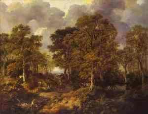 Thomas Gainsborough - Cornard Wood
