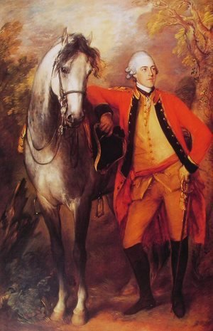 Thomas Gainsborough - Lord Ligonier