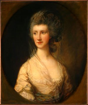 Thomas Gainsborough - Mrs. John Taylor