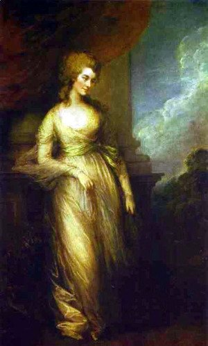 Georgiana. Duchess of Devonshire