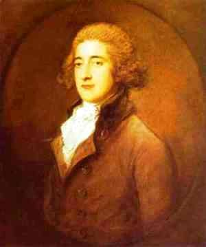 Thomas Gainsborough - John. 4th Earl of Darnley