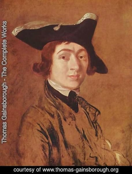 Thomas Gainsborough - Self-Portrait 5