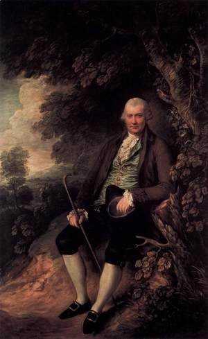 Thomas Gainsborough - Squire John Wilkinson