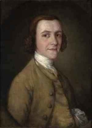 Thomas Gainsborough - Portrait of a Gentleman