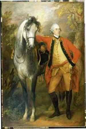 Thomas Gainsborough - Edward Second Viscount Ligonier