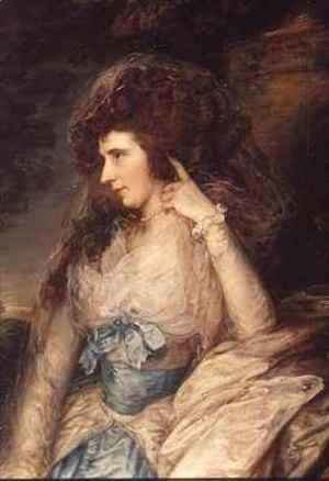Thomas Gainsborough - Mary Lady Bate Dudley