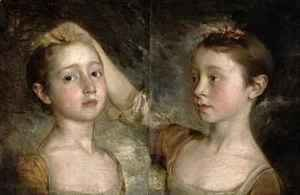 The Painters Daughters Mary and Margaret