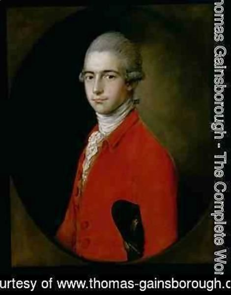Thomas Gainsborough - Thomas Linley the Younger 1756-78