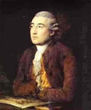 Thomas Gainsborough - Philip Jakob de Loutherberg