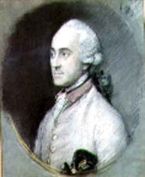 Thomas Gainsborough - Portrait of George Pitt 1st Baron Rivers 1721-1803