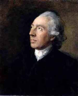 Thomas Gainsborough - The Rev Humphrey Gainsborough