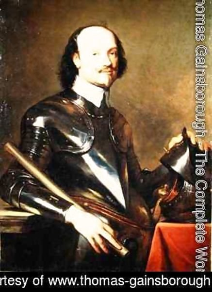 Portrait of Sir Kenelm Digby in armour 1603-1665