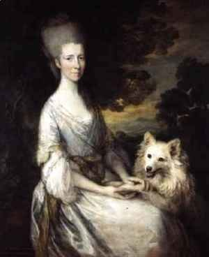 Thomas Gainsborough - Jane Lady Whichcote