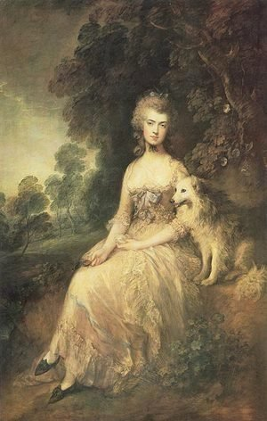 Mrs Mary Robinson Perdita