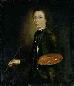 Thomas Gainsborough - Self Portrait 3