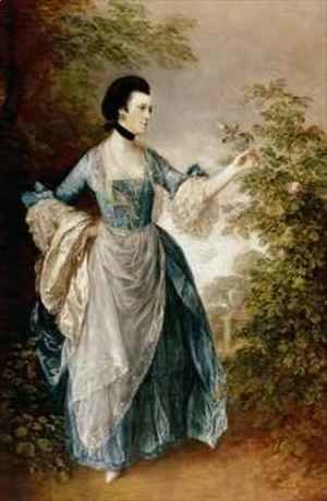 Thomas Gainsborough - Anne Spencer