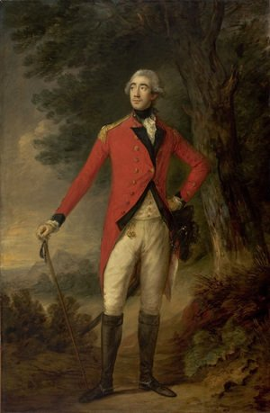 Thomas Gainsborough - Lord Hastings 1732-1818 Governor of India