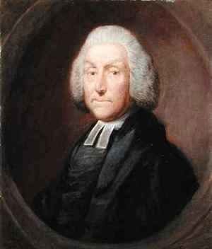 The Rev Samuel Uvedale