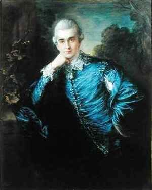 Thomas Gainsborough - Paul Cobb Methuen