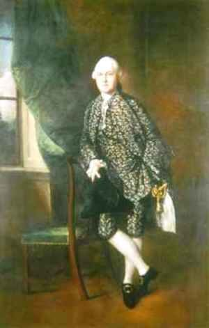 Thomas Gainsborough - Portrait of Sir Edward Turner 1719-66