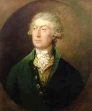 Thomas Gainsborough - Self Portrait 4