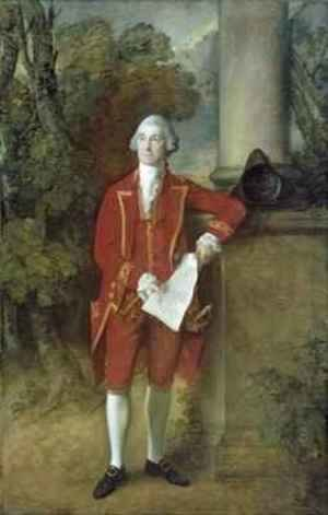 Thomas Gainsborough - John Eld of Seighford Hall Stafford