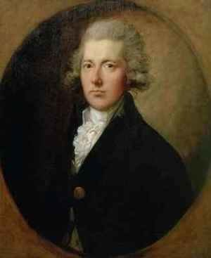 Thomas Gainsborough - Portrait of William Pitt the Younger 1759-1806