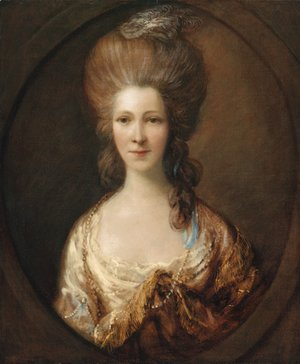 Portrait of Mrs. Thomas Fletcher (1749-1852)