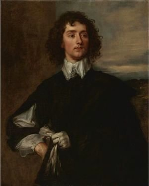 Thomas Gainsborough - Portrait Of Thomas Hanmer