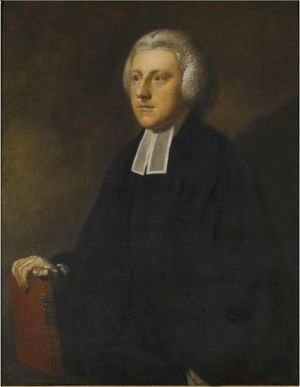 Thomas Gainsborough - Portrait Of A Suffolk Clergyman