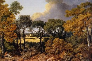 Thomas Gainsborough - View of Dedham