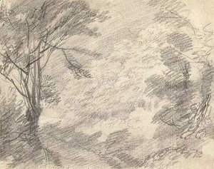 Thomas Gainsborough - A wooded landscape