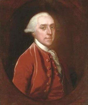 Portrait of William Northey, LL.D., F.R.S., M.P. (1722-1770)