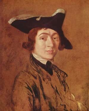 Thomas Gainsborough - Self Portrait 6