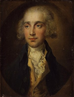 Thomas Gainsborough - James Maitland, 8th Earl of Lauderdale