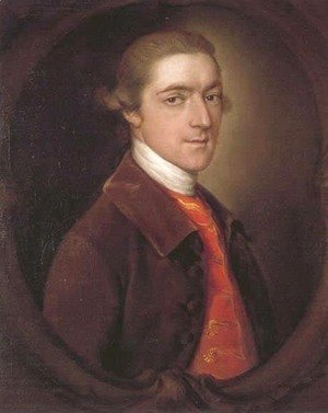 Thomas Gainsborough - John Spencer, 1st Earl Spencer