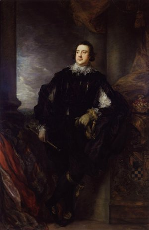 Thomas Gainsborough - Charles Howard, 11th Duke of Norfolk