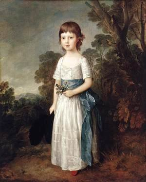 Thomas Gainsborough - Master John Heathcote 1770