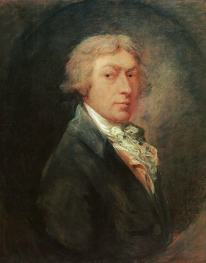 Thomas Gainsborough - Self-Portrait 1787