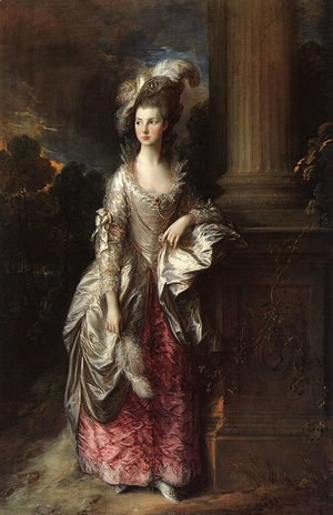 The Honorable Mrs. Graham 1775-77